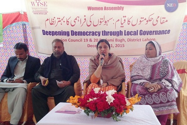 Women Political Participation
